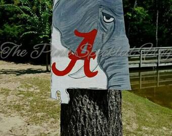 Alabama door hanger