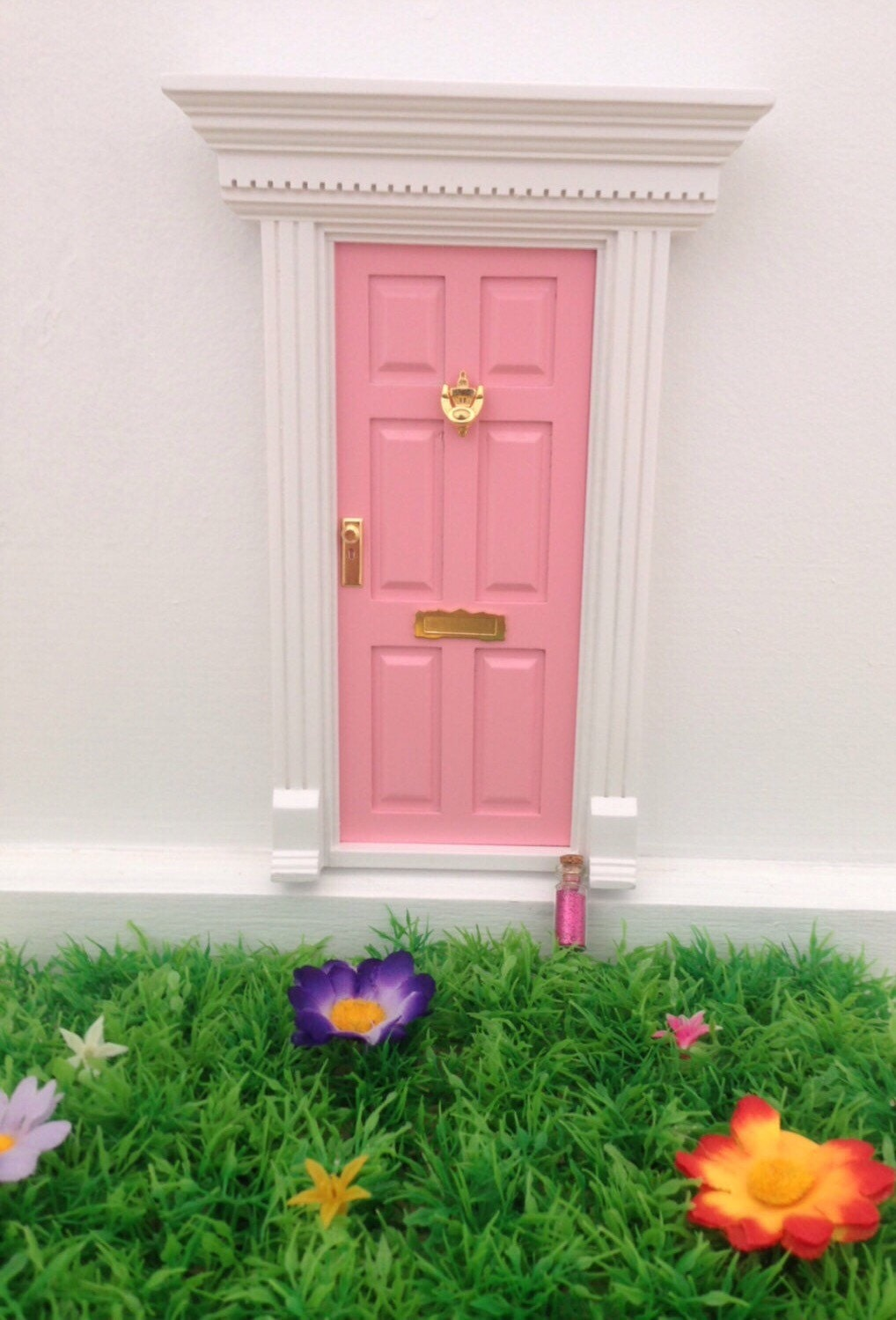 Magic tooth fairy door by magicfairydoorsau on etsy for Fairy door with key