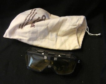 Vintage Carrera Ski Goggles