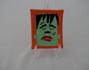 The Monster of Frankenstein decorative dish