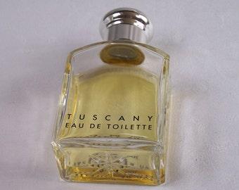 Tuscany by Aramis Toilet water 33.8 US fl oz vintage