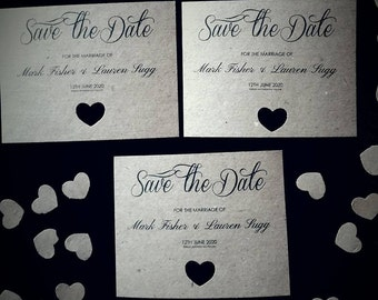 Save the Date Pencil us in Style 10