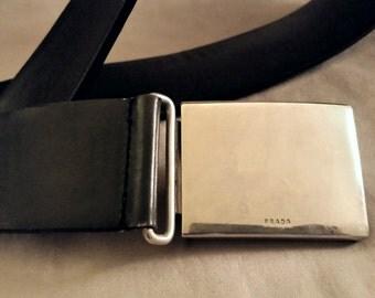 Limited Time SALE - Prada belt. Men size 36