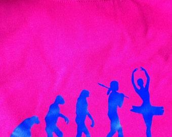 Child's evolution sweatshirt