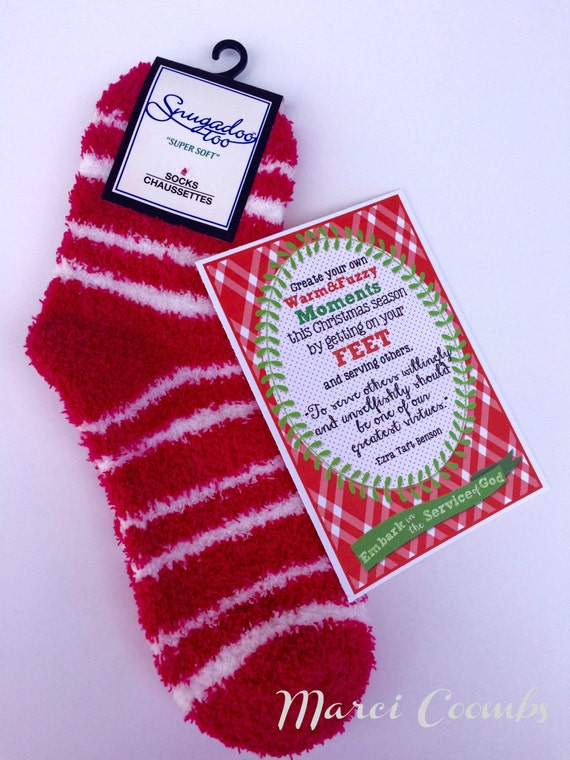 Embark In The Service Of God Socks Christmas Gifts Presents
