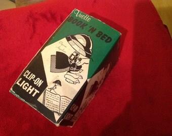 MCM Vuette Book N Bed Clip-on Light