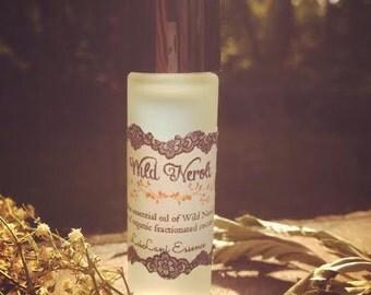 Wild Neroli - Essential Oil Roll-On Perfume - Aromatherapy
