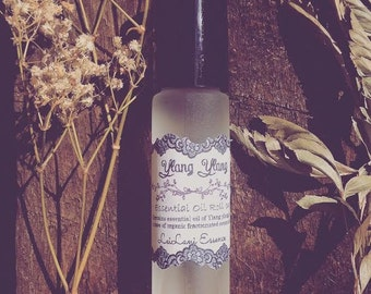 Ylang ylang - Essential Oil Roll-On - Perfume - Aromatherapy