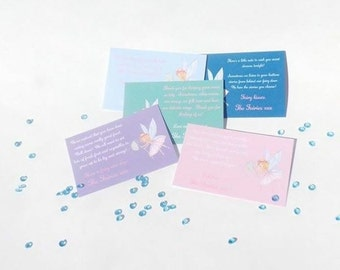 Fairy Calling Cards