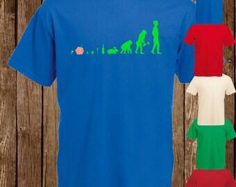 Katamari Damacy PS2 Gaming Art Design Printed T Shirt Mens / Womens