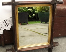 Popular Items For Rustic Mirror On Etsy