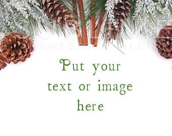 Christmas Styled Stock / Christmas Stock / Christmas Background / Christmas Mock Up / Christmas Desktop / Christmas Photo / StockStyle-538