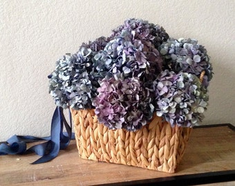 Hydrangea Flower Arrangements - CUSTOM Made to Order - XLarge - Wedding, Housewarming Gift, and Home Decor