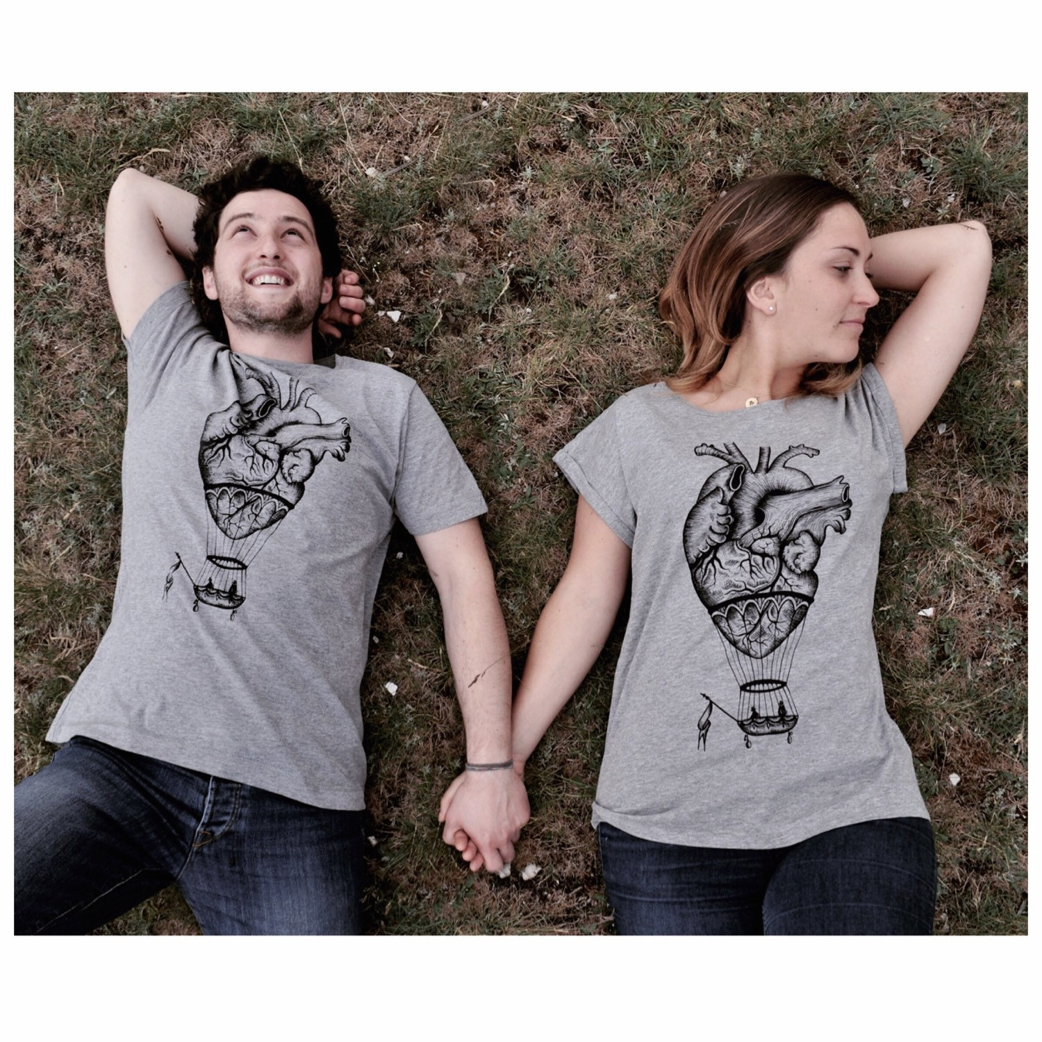 Shirt design for couples -  Zoom