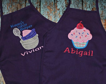 Personalized Children's aprons