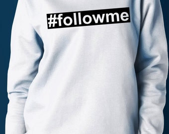 Follow Me Sweatshirt - Women Sweatshirt