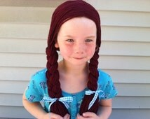 Dorothy Wig, Dorothy Wizard of Oz, Dorothy Hair, Dorothy Costume,Kids Halloween Costume, Girls Halloween Costume