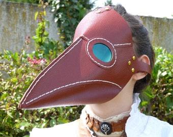 Plague Doctor Mask Steampunk Gothic Halloween