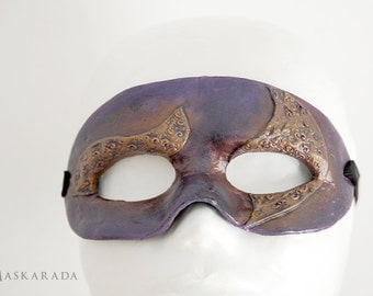 Purple mask - SALE