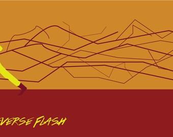 Reverse Flash Run