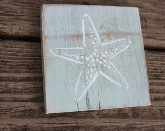 Wood Coaster, Set of Four