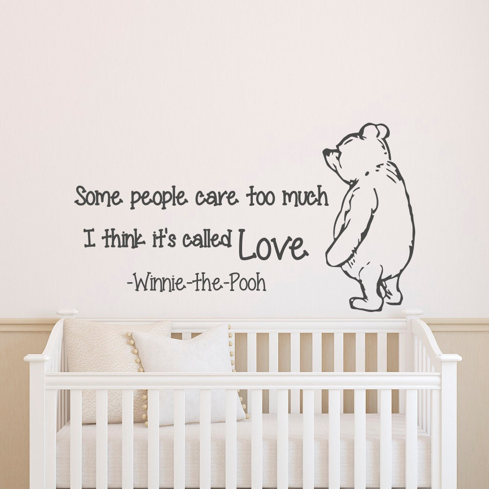 wall decals quotes winnie the pooh wall decal quote some winnie the pooh wall decal quote i think from