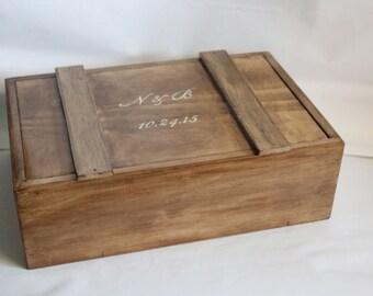 Customized Keepsake Box