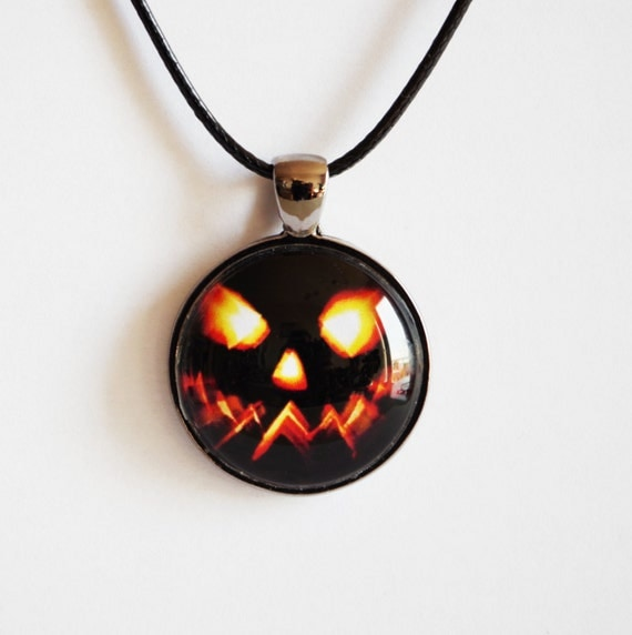 pumpkin necklace pumpkin by