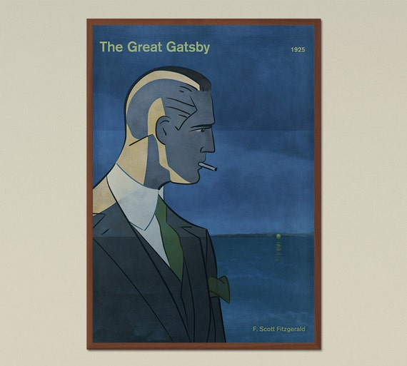 literary review the great gatsby Fitzgerald's 'the great gatsby' is widely seen as the quintessential great  american novel, and the extensive body of criticism on the work bears.