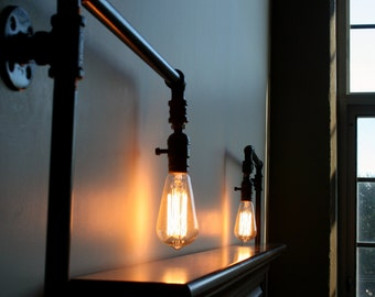 Industrial Wall Sconce