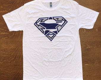 Dallas Cowboys - Super tees WHITE