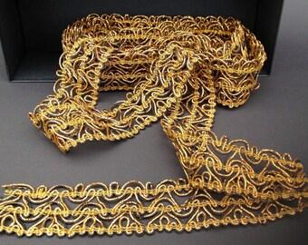 Antique Brocade Ribbon 4 m