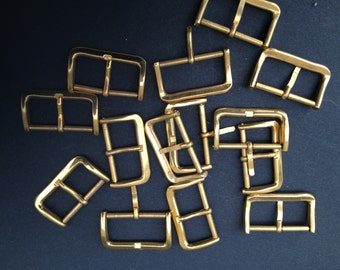 Small buckle 5 pcs