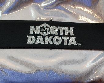 University of North Dakota Collegiate Headband