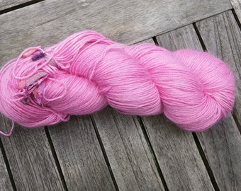 "Handdyed sock yarn""Princess and the Pea"""