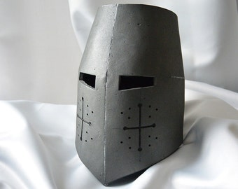 Knight Helmet Template for EVA foam - version A