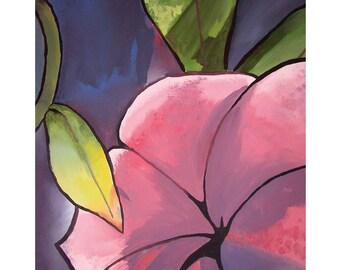 "Flower 5""x7"" Print"