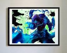 League of Legends Thresh #3 - Unique Matte Prints Posters