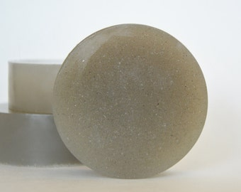 Shaving Soap - Bentonite Clay - Handmade Soap - Man Soap