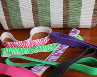 Hold everything together with this Elastic Diary/Planner Band - Assorted Colours