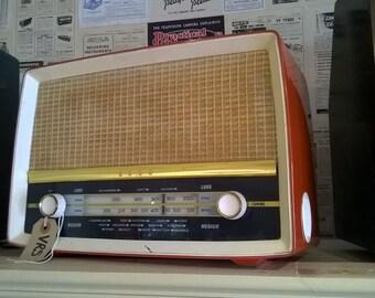 Vintage Radio Speaker Ekco U332