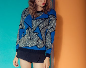 Vintage Misshapes Sweater
