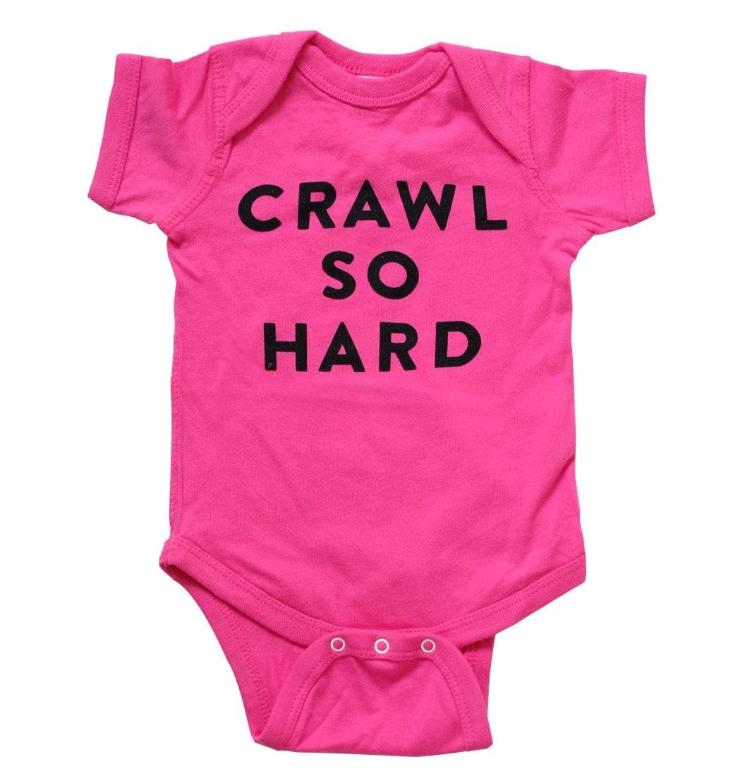 Hip Hop esie Funny Baby Gift Clothes Bodysuit Rap Kids