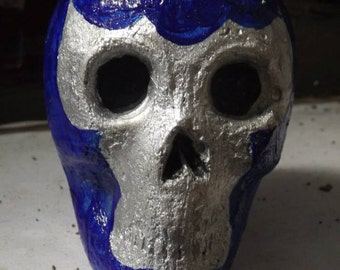 Traditional Mexican Calaveritas handpainted Day of the dead collectibles