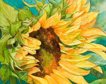 Sundancers Series II, Tuscan Sunflowers
