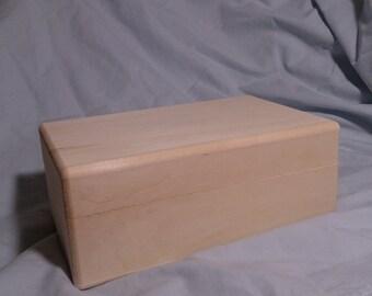 Custom Designed Wood Box