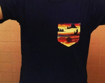 Southwestern Pocket Shirt