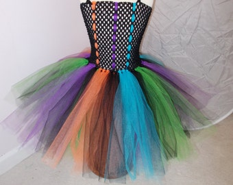 Halloween witches Tutu dress