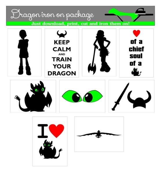 how to train your dragon apparel