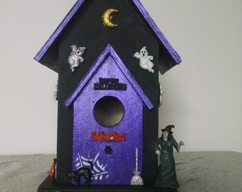 Items similar to Enter If You Dare Halloween Yard Art Decoration ...